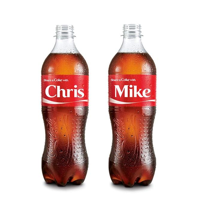 Coca-Cola benchmark