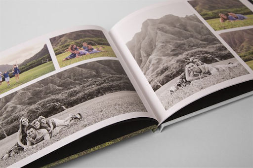 Handcover photo book