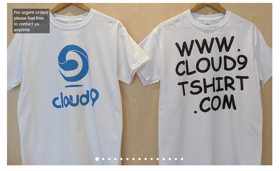 cloud9 t-shirt